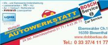 Autowerkstatt Dobberkau GmbH & Co. KG